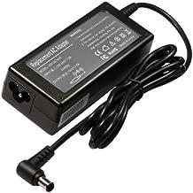 Sony Vaio VGN-TZ11XN/B 16V 3.75A Cargador Adaptador - cable de alimentación europeo incluido - Bavvo® 60W Alimentación Adaptador para Ordenador PC Portátil