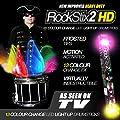 Rockstix 2 Pro - Colour Change Led Light Up Drum Sticks