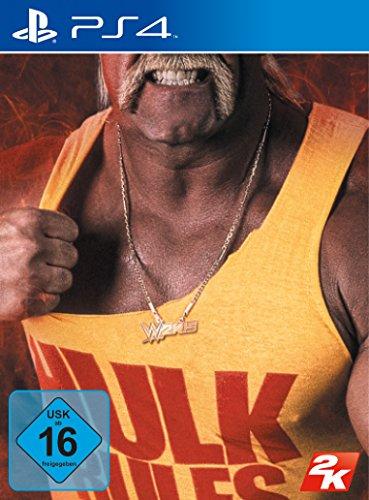 WWE 2K15 - Hulkamania Edition - [PlayStation - Spiel 2k15 Wwe