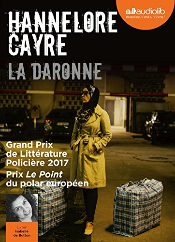 La Daronne: Livre Audio 1 CD MP3