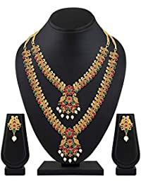 3fd3b7ed24 Buy Statement Jewellery Online at Low Prices in India   Statement ...