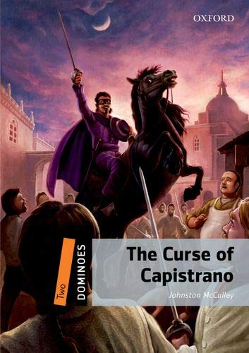 Dominoes 2. The Curse of Capistrano MP3 Pack por Johnston McCulley