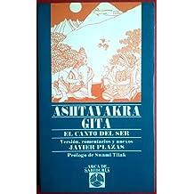Ashtavakra Gita. El canto del ser