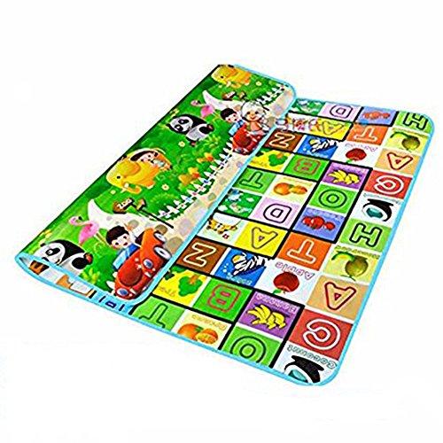 EIO® Baby Play Crawl Mat Children Floor Activity Rug (MEDIUM)
