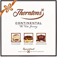 Thorntons Continental chocolate paquete (432g)
