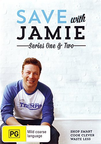 Cook clever mit Jamie / Save with Jamie Series 1 & 2 - 4-DVD Set ( Jamie\'s Money Saving Meals ) [ Australische Import ]