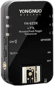 Yongnuo YN–622N Yongnuo YN–6227-Kanal I-TTL HSS 1/Ittl 8000S uzaktan kumanda Speedlite Flash Trigger-Alıcı Nikon için