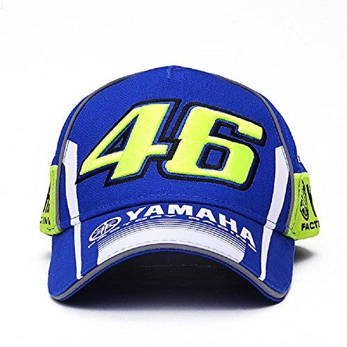 Valentino Rossi VR46 Moto GP M1 Yamaha Racing Team Kappe Offiziell 2017