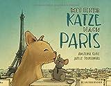 Mit einer Katze nach Paris