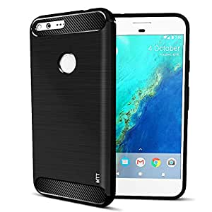 MTT Rugged Armor Shock Proof Back Cover Case for Google Pixel XL
