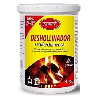 Tamar – Deshollinador Especial Estufas / Chimeneas Envase de 1 Kg