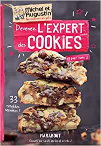Devenez l'expert des cookies grace à ce super livre