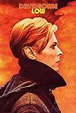 GB Eye David Bowie, Niedrig, Maxi Poster, 61x 91,5cm
