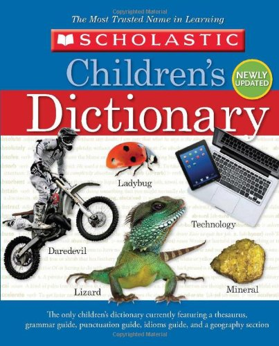 scholastic-childrens-dictionary