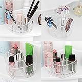 Aufbewahrungsbox für Kosmetikartikel, Acryl, transparent