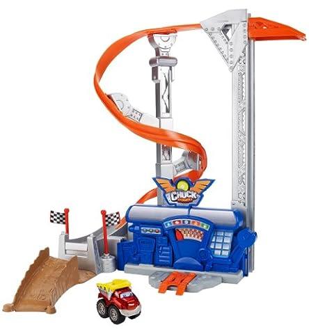 Hasbro - Tonka Chuck & Friends 53573148 - Die Cast Tornado Action-Turm
