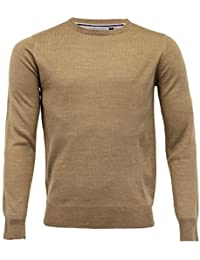 7fa29f3599c302 Amazon.co.uk: Brown - Jumpers / Jumpers, Cardigans & Sweatshirts ...