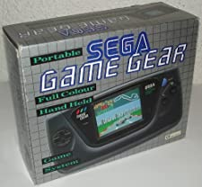 VIDEOCONSOLA SEGA GAME GEAR