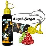 Angel Berger Magic Baits Flavour Aroma Konzentrat Lockstoff verschiedene Sorten (Erdbeere)