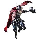 Square Enix Figura Variant Play Arts Kaï–THOR (Marvel Comics)
