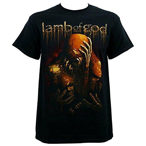 Lamb of God Triad Uomo Black T-Shirt