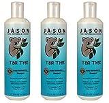 Best Jason Organic Tea Tree Oils - (3 PACK) - Jason Bodycare - Organic Tea Review