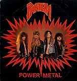 Pantera Power Metal 1988 USA vinyl LP MMR-1988