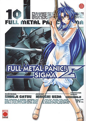 Full Metal Panic Σ (Sigma) Vol.10