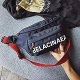 ERSANWU Damen Satchel Wallet Multi-Pocket-Gürteltasche Tote Lange Einkaufstasche Schultertasche