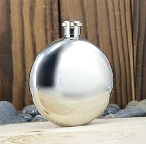 5 oz Flasque en acier inoxydable Petite fille Flasque de poche, Mini Shot en bouteilles, flacons Flagon Russie