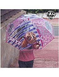 Ombrello Trasparente a Cupola Rosa PAW Patrol - La Squadra dei Cuccioli (1000027395)
