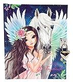 Depesche 8182 - Tagebuch mit Schloss, Fantasy Model, Pegasus