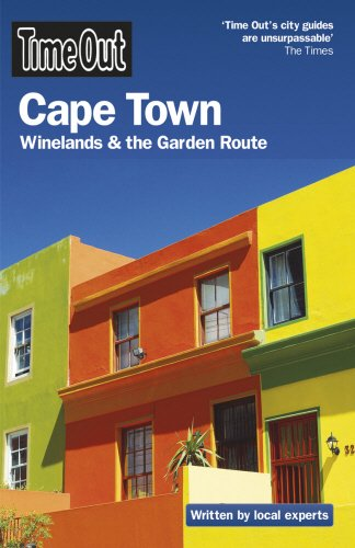 Time Out Cape Town: Winelands and the Garden Route (Time Out Guides) (South Out Of France Time)