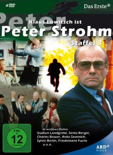 Peter Strohm - Staffel 3, Folgen 27-37 [4 DVDs] - 27 Besetzung