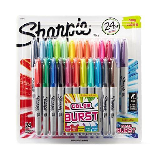 sharpie-fine-permanent-marker-verschiedene-farben-3-stuck-24er-pack-pack-of-24