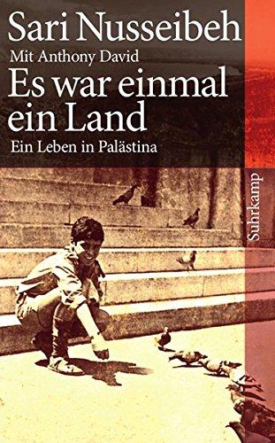 Preisvergleich Produktbild Es war einmal ein Land. Ein Leben in Palästina