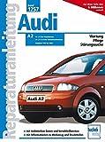 Audi A 2. Band 1257. Reparaturanleitung: Baujahre 1998 bis 2002. 1,4-Liter-Benzinmotor, 16V/1,2-/1,2-Liter-Turbodieselmotoren