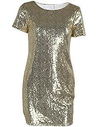 Amazon.it  Oro - Vestiti   Donna  Abbigliamento 0024e121435