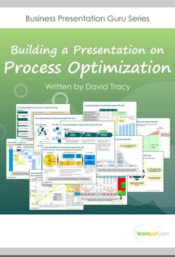 Building a Presentation on Process Optimization (Business Presentation Guru) (English Edition)