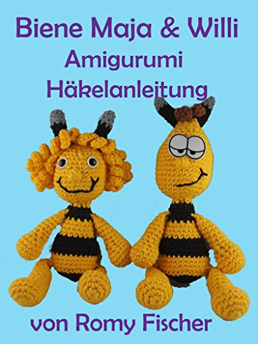 Biene Maja Willi Amigurumi Häkelanleitung German Edition Ebook