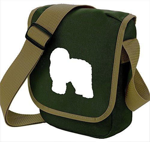 Erwachsene Bag Unisex White Umhängetaschen Pixie Bag Dog Olive Azzqw6pHrT