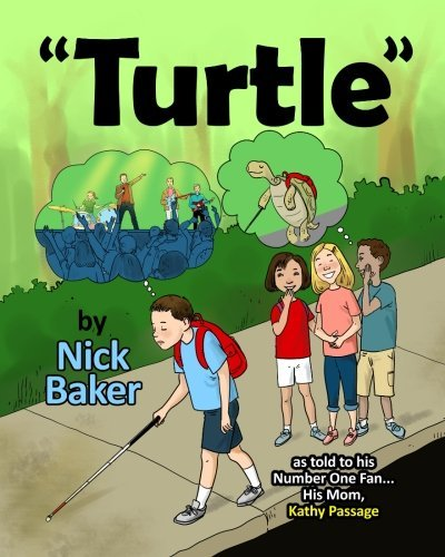 Turtle by Nick Baker (2014-08-09)