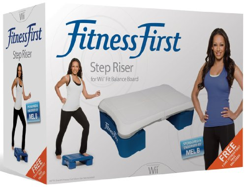 Price comparison product image Mel B: Fitness First - Step Riser for Balance Board (Wii)