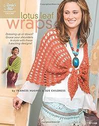 Lotus Leaf Wraps (Annie's Attic: Crochet)