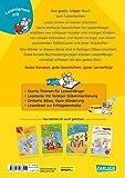 LESEMAUS zum Lesenlernen Sammelb?nde: Das gro?e Silben-Buch zum Lesenlernen: Extra Lesetraining - Lesetexte mit farbiger Silbenmarkierung