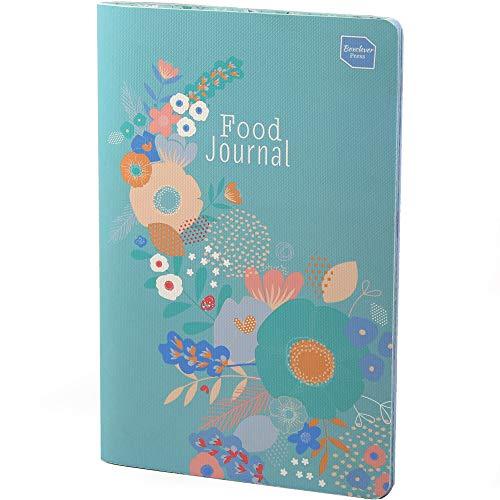 Journal Ernährungstagebuch zum Ausfüllen mit Softcover. Abnehmtagebuch, Diättagebuch mit Abnehmtrackern. Kompatibel mit Weight Watchers, Body Change und anderen Abnehmprogrammen ()