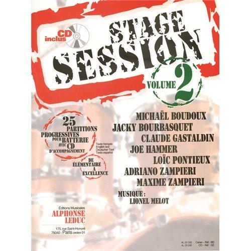 Jacky Bourbasquet-Pichard: Stage Session Volume 2 +CD