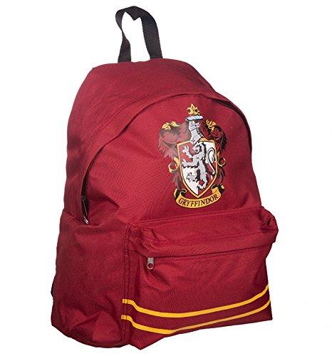 51jDkavK8sL - Rucksack - Harry Potter (Gryffindor Crest)