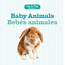 Baby Animals/Bebes Animales (Say & Play Bilingual)