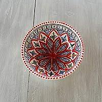 Bol Bakir rouge - D 10 cm